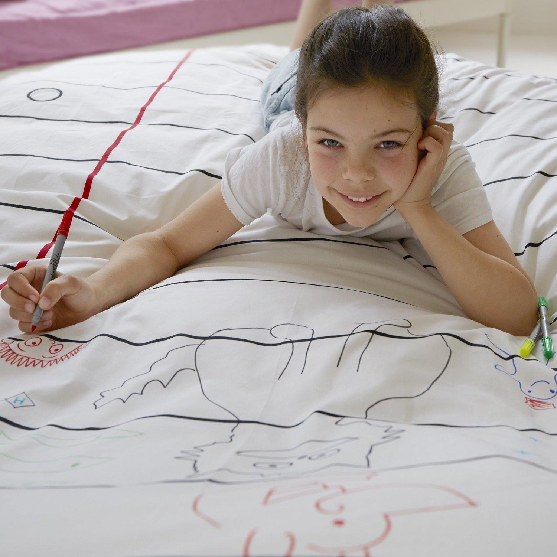 doodle duvet drawable