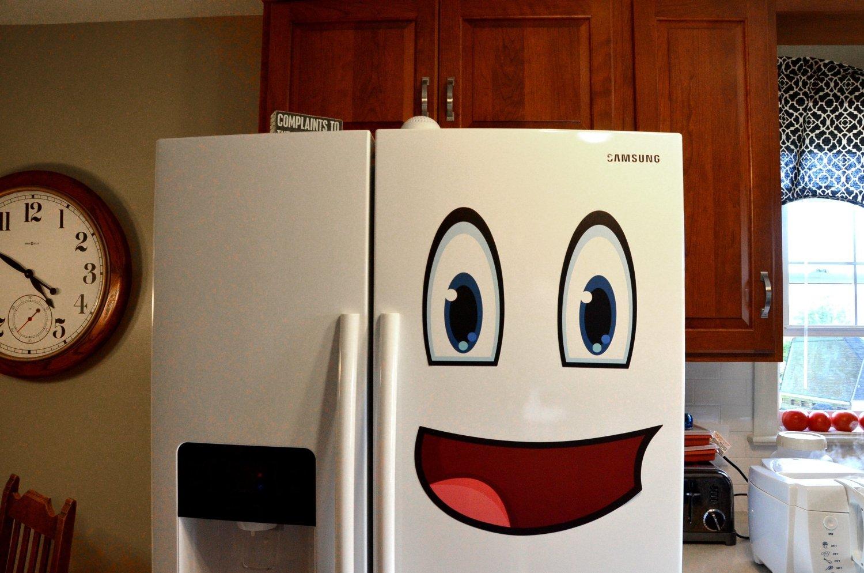 smiley fridge magnet kids fridge magnet