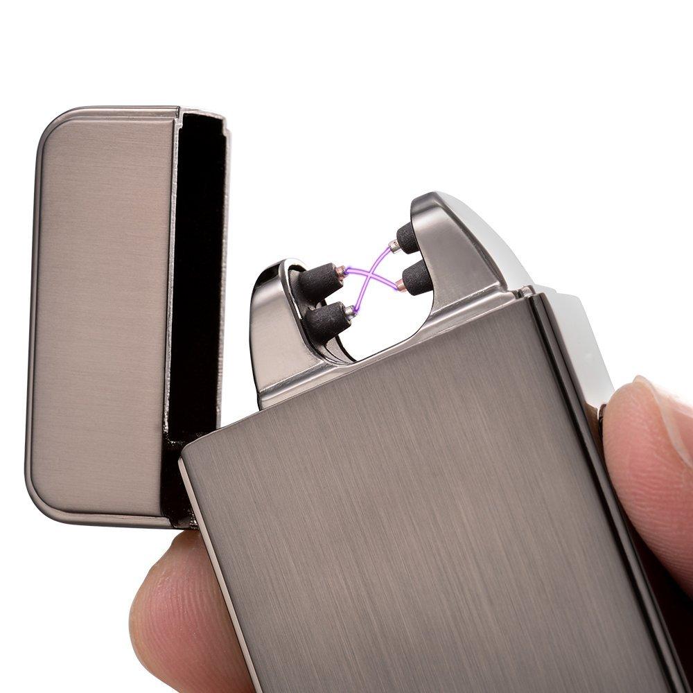 windproof electric plasma lighter