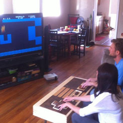 nes-table-in-action