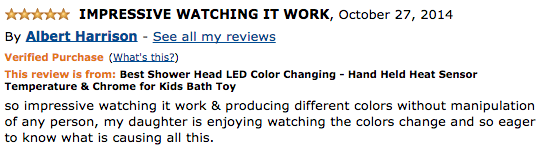 Colour-Changing-LED-Shower-Head-Review