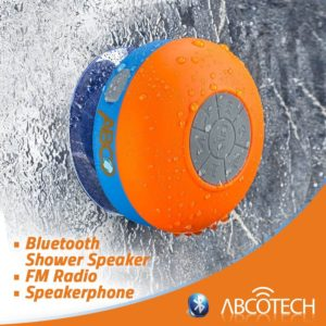 ABCO Tech Waterproof Wireless Bluetooth Speaker