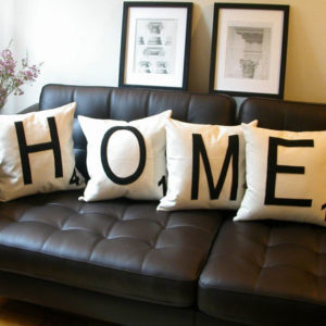 Personalised Scrabble Pillows