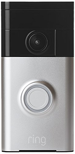 smartphone connected video doorbell