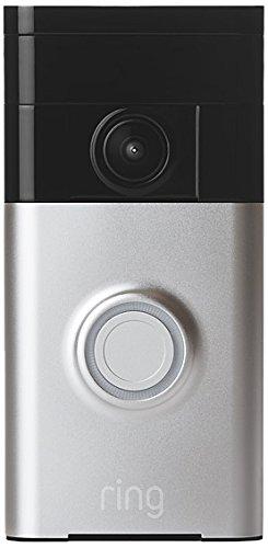 smartphone connected video doorbell