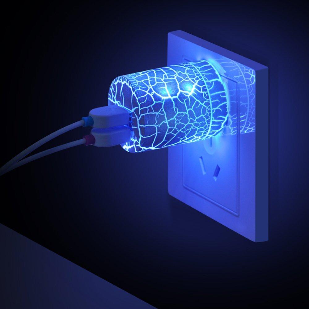 glow in the dark power adapter