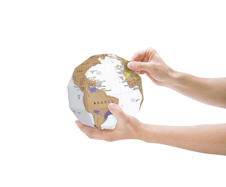 travel scratch globe