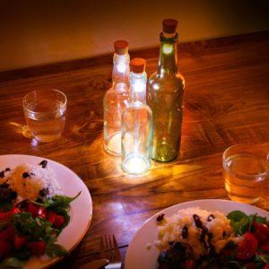 Rechargeable Bottle Lights
