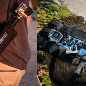 Roll Up GoPro Case