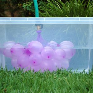 Easy Water Balloon Filler