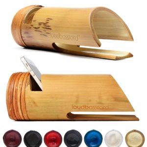 Natural Bamboo Sound Amplifier