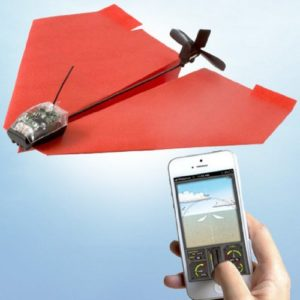 Smartphone Controlled Plane
